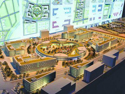 8家团队竞逐怀柔城市客厅设计方案