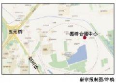 北京东北五环将建百万平方米黑桥公园